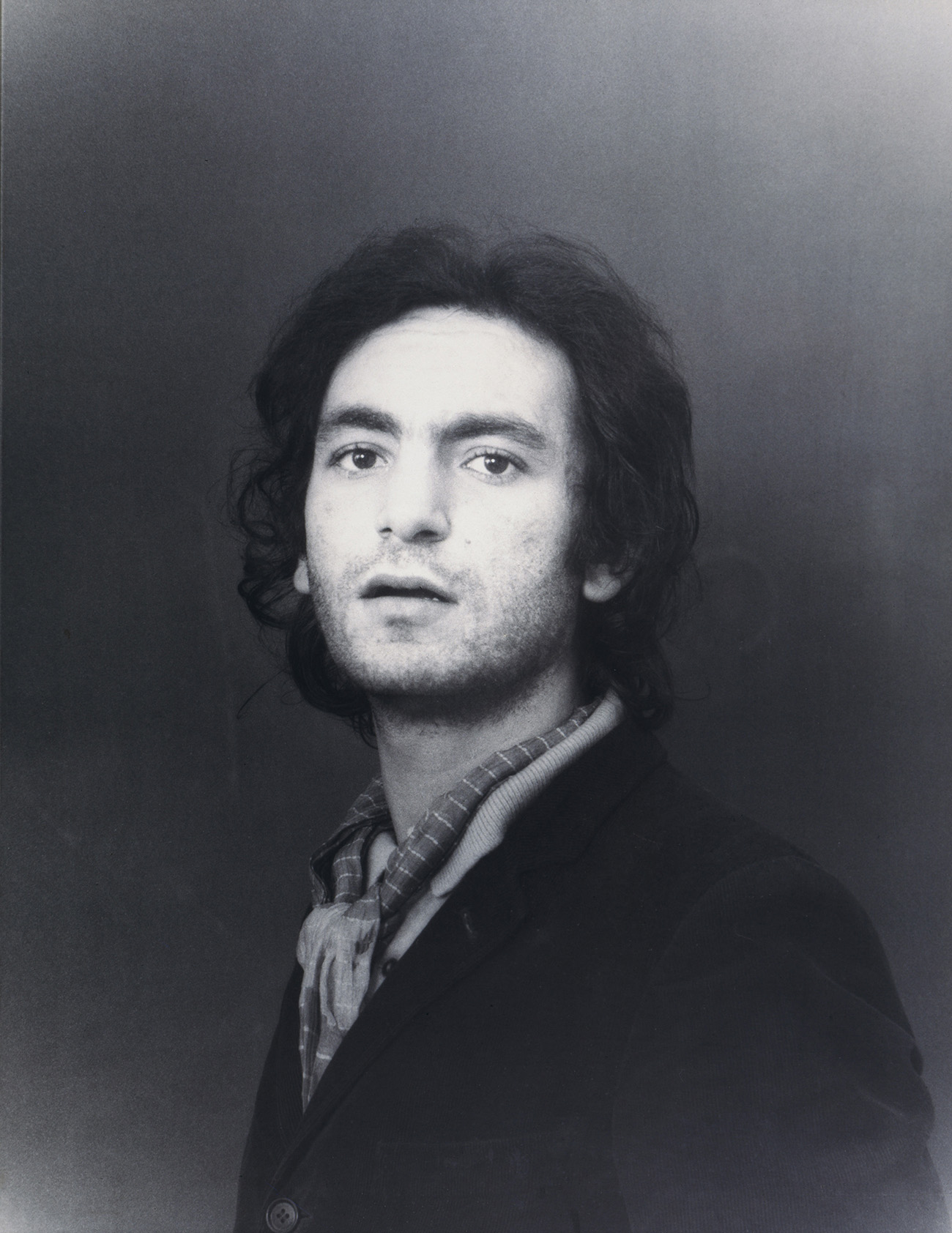 Salvo, Selfportrait as Raffaello, 1970, Paul Maenz, Berlin Collection (Foto: Archivio Salvo, Torino)