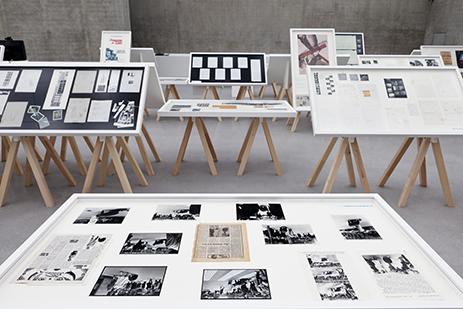 Valie Export, Archiv, Kunsthaus Bregenz, 2012