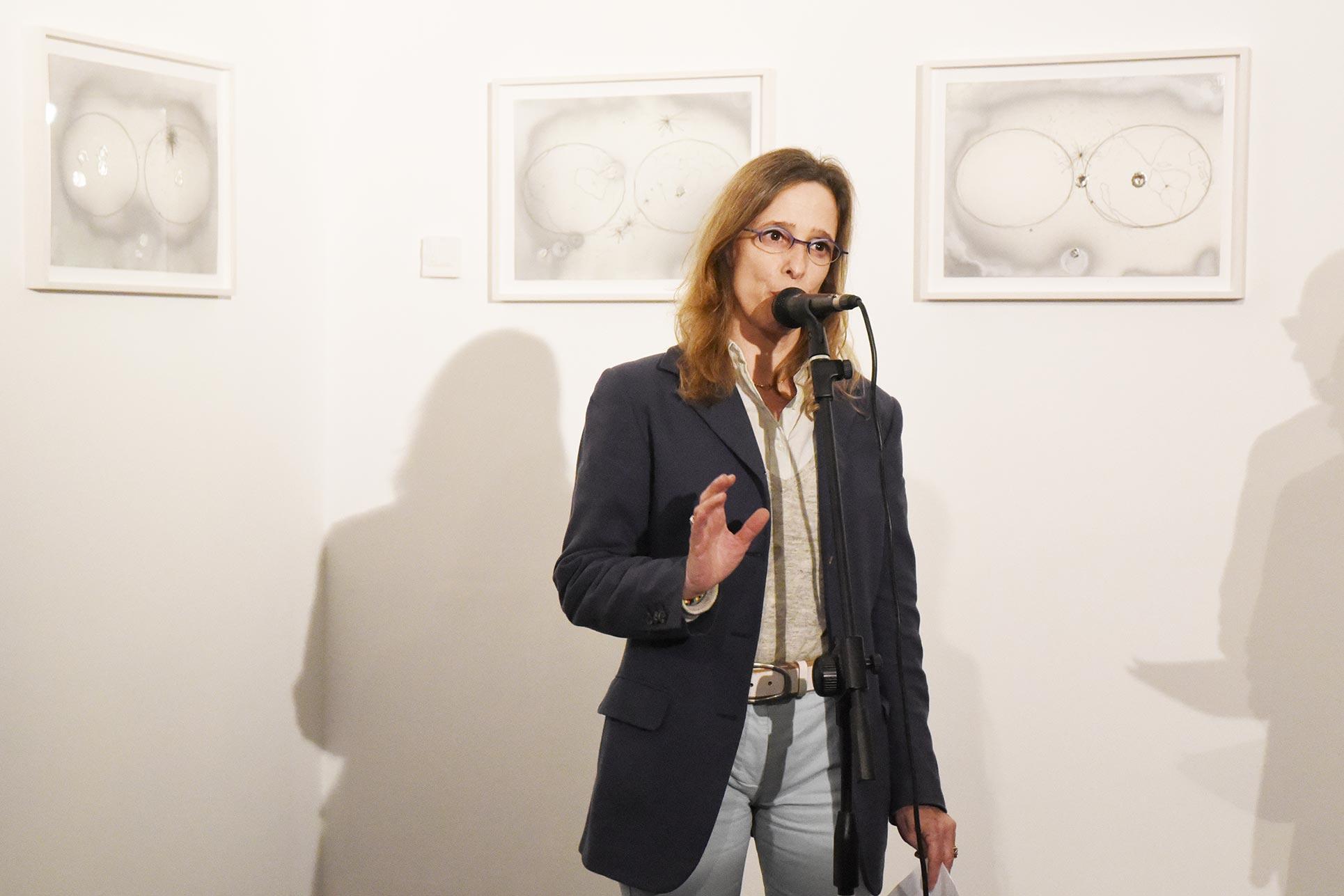 Barbara Fässler (Photo: Anna Pfeiffer)