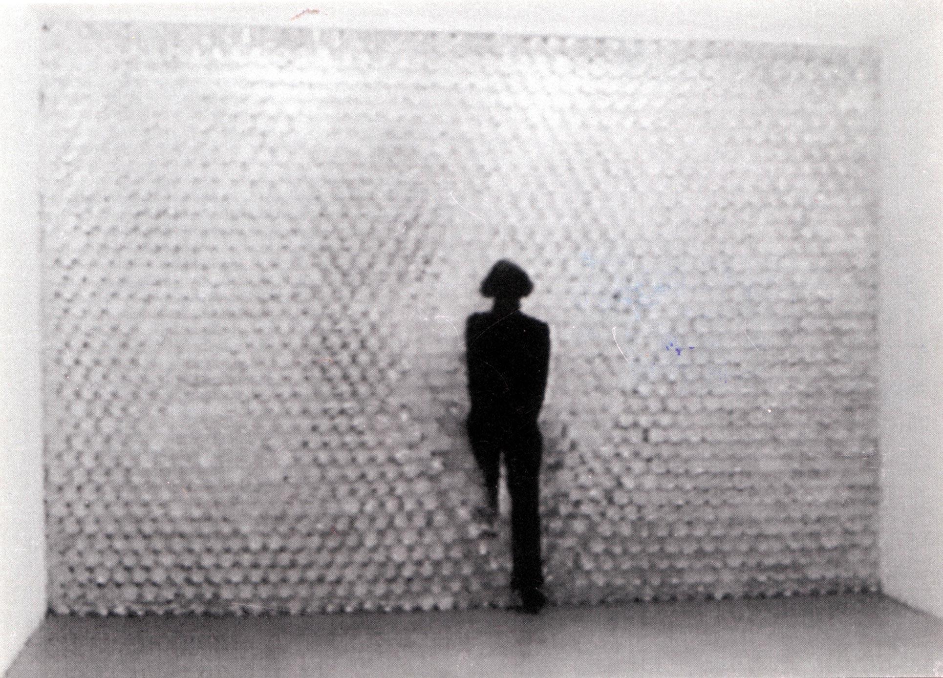D'un ciel à l'autre,  1994, Exhibitionspace o.T. Lucerne