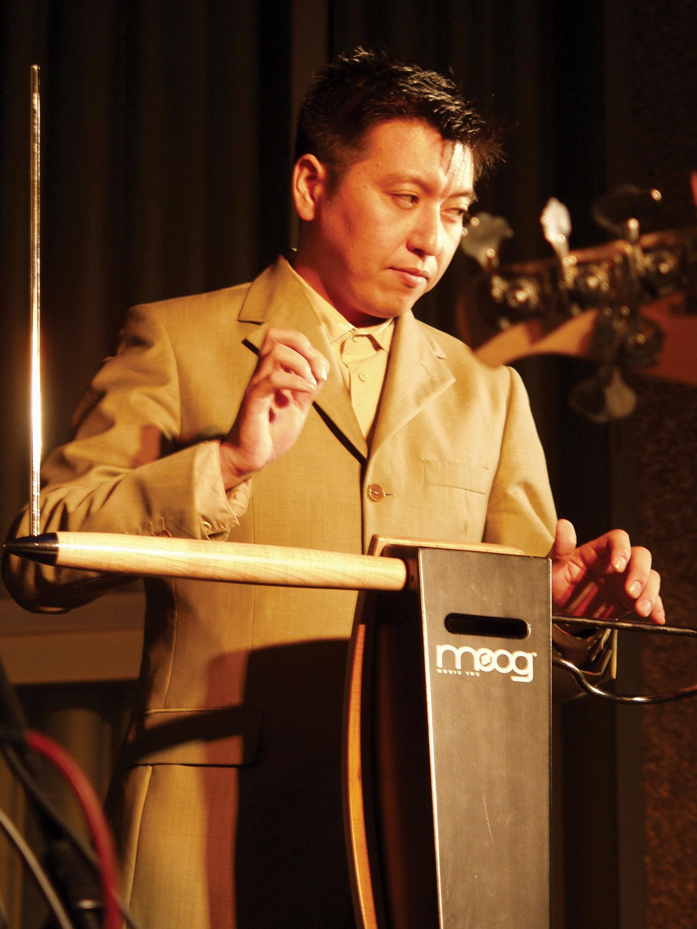 Steve Piccolo & Gak Sato, Concert