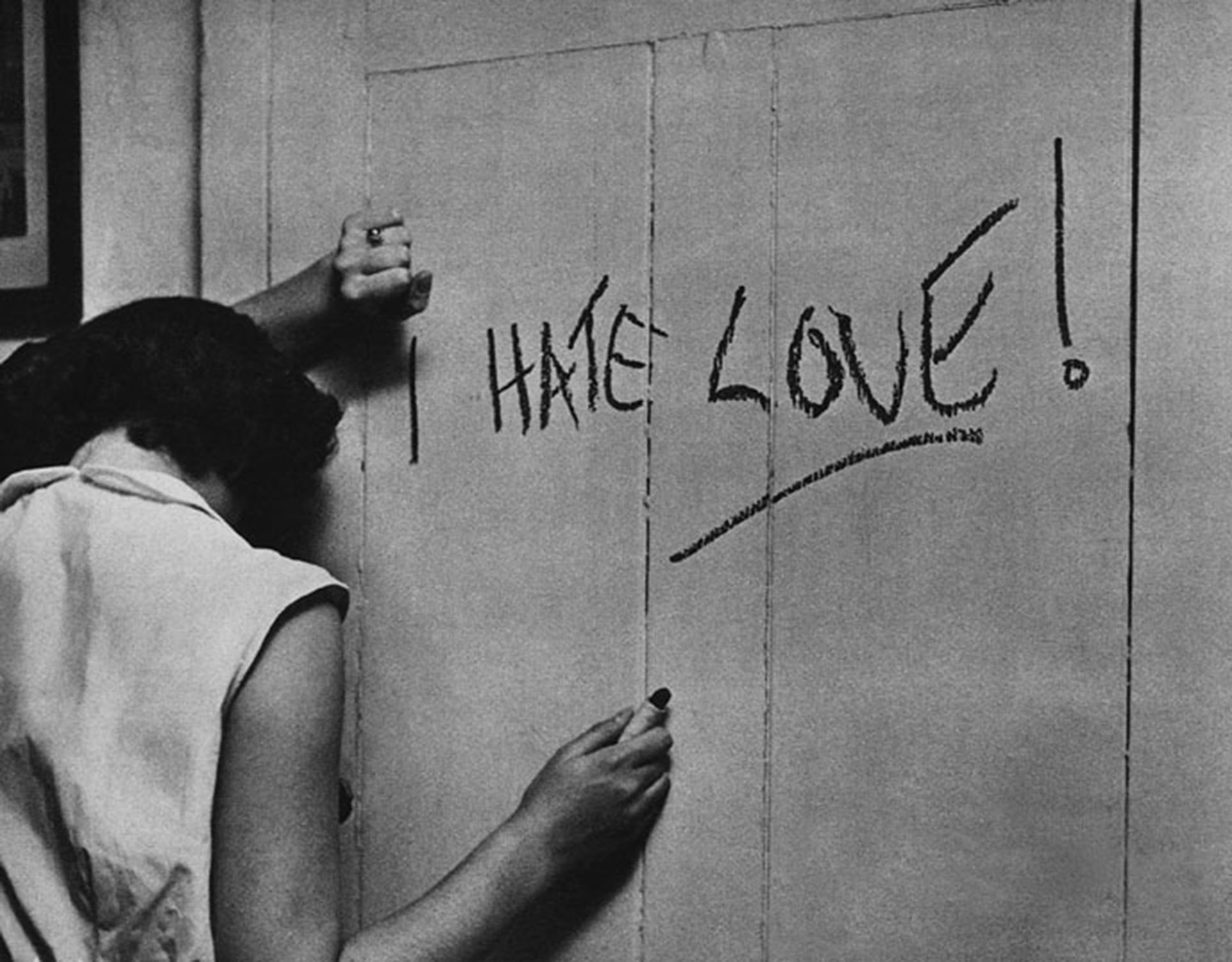 I hate Love, Stanley Kubrik
