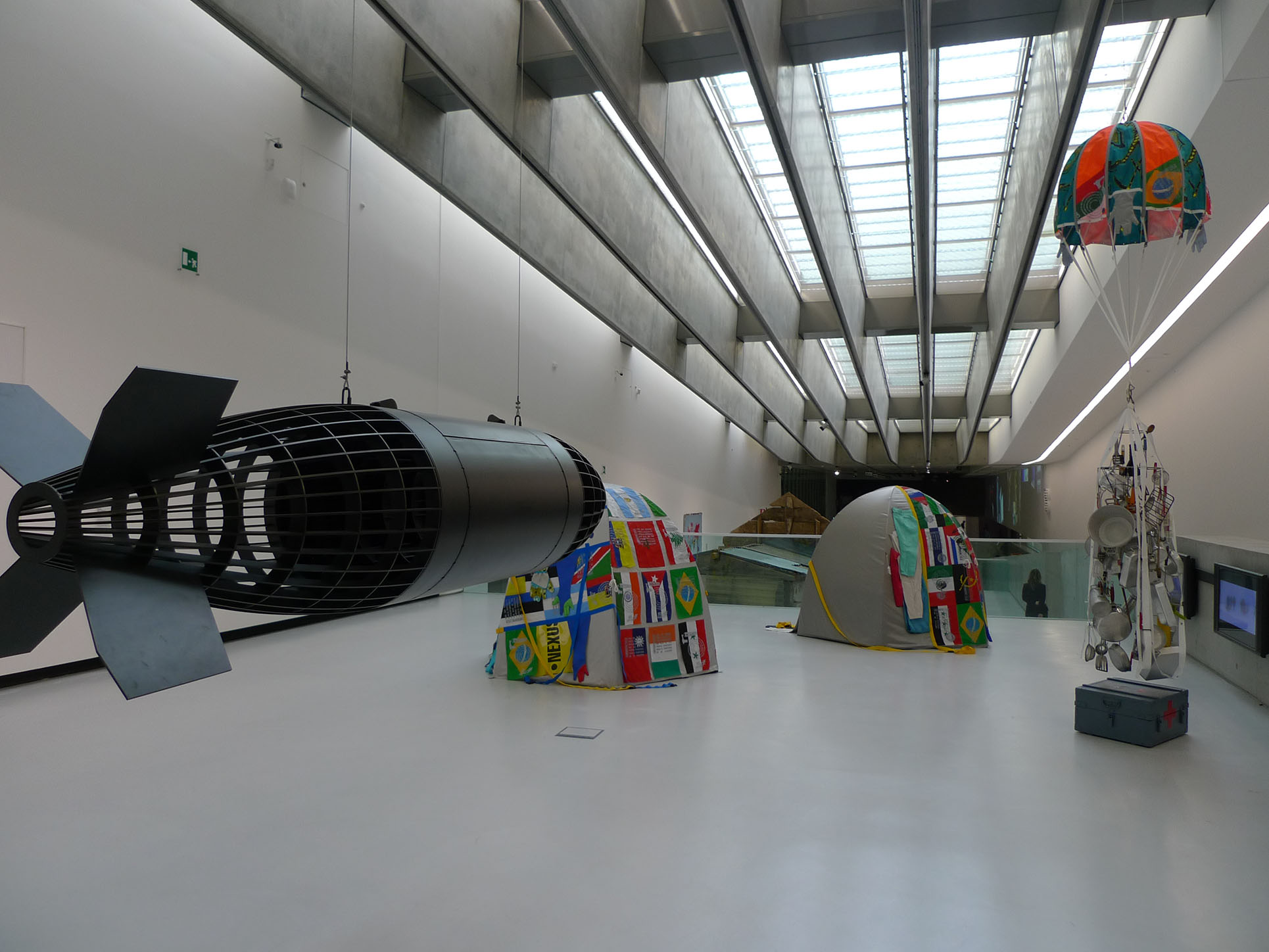 Maxxi Museum, Rome (Photo Barbara Fässler)