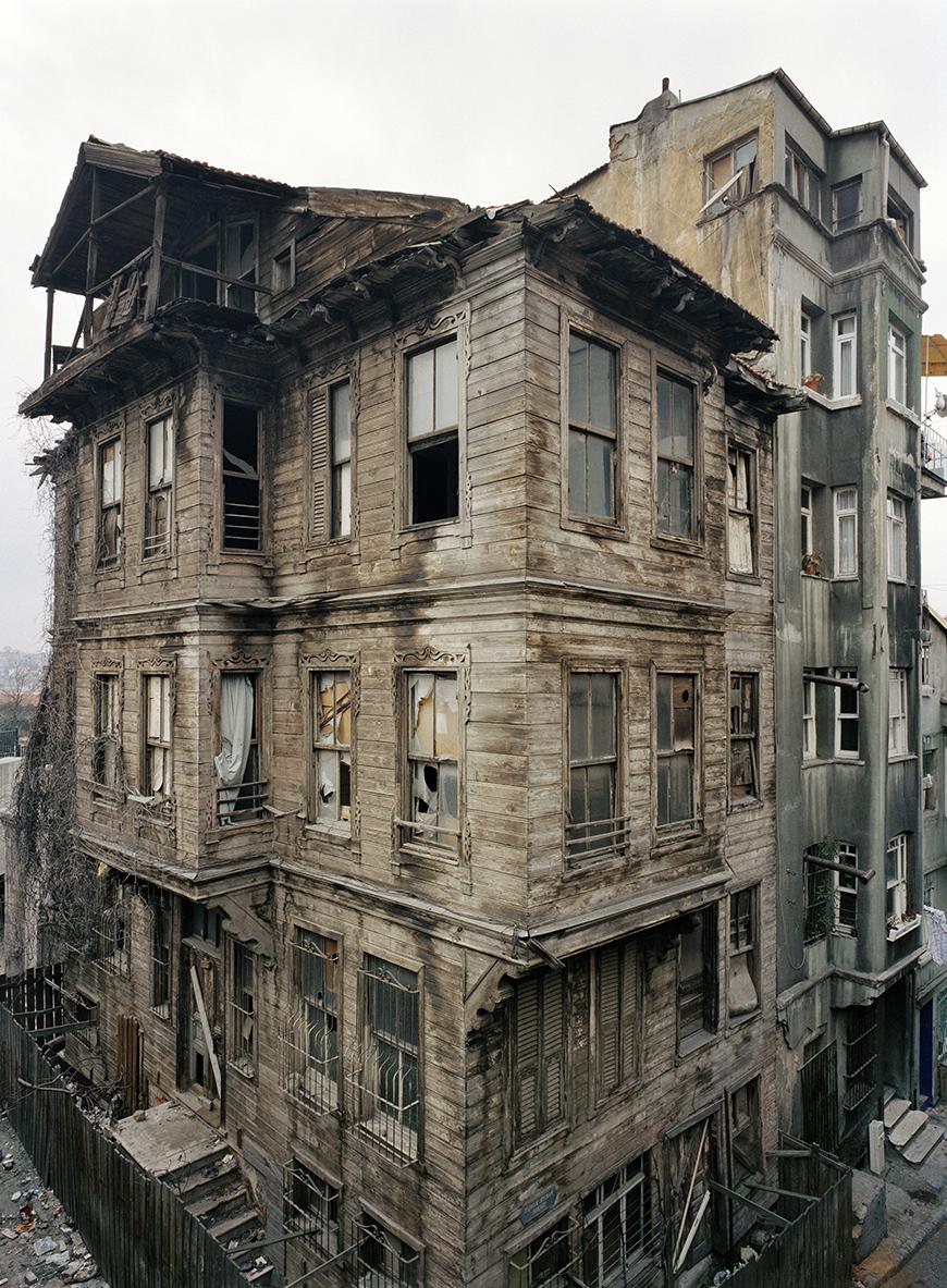 Gabriele Basilico, Istanbul 2005