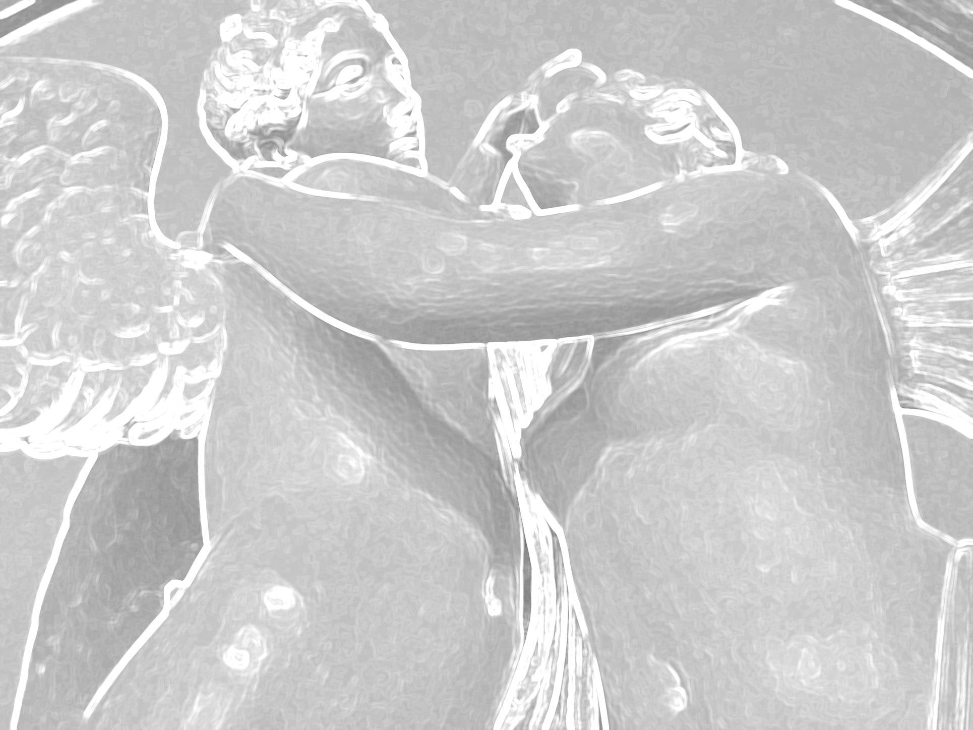 Afrodite, Pan e Eros 2