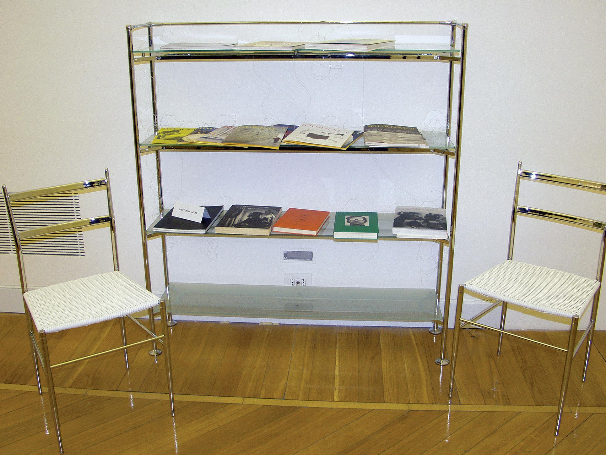 Michelangelo Pistoletto, catalogues