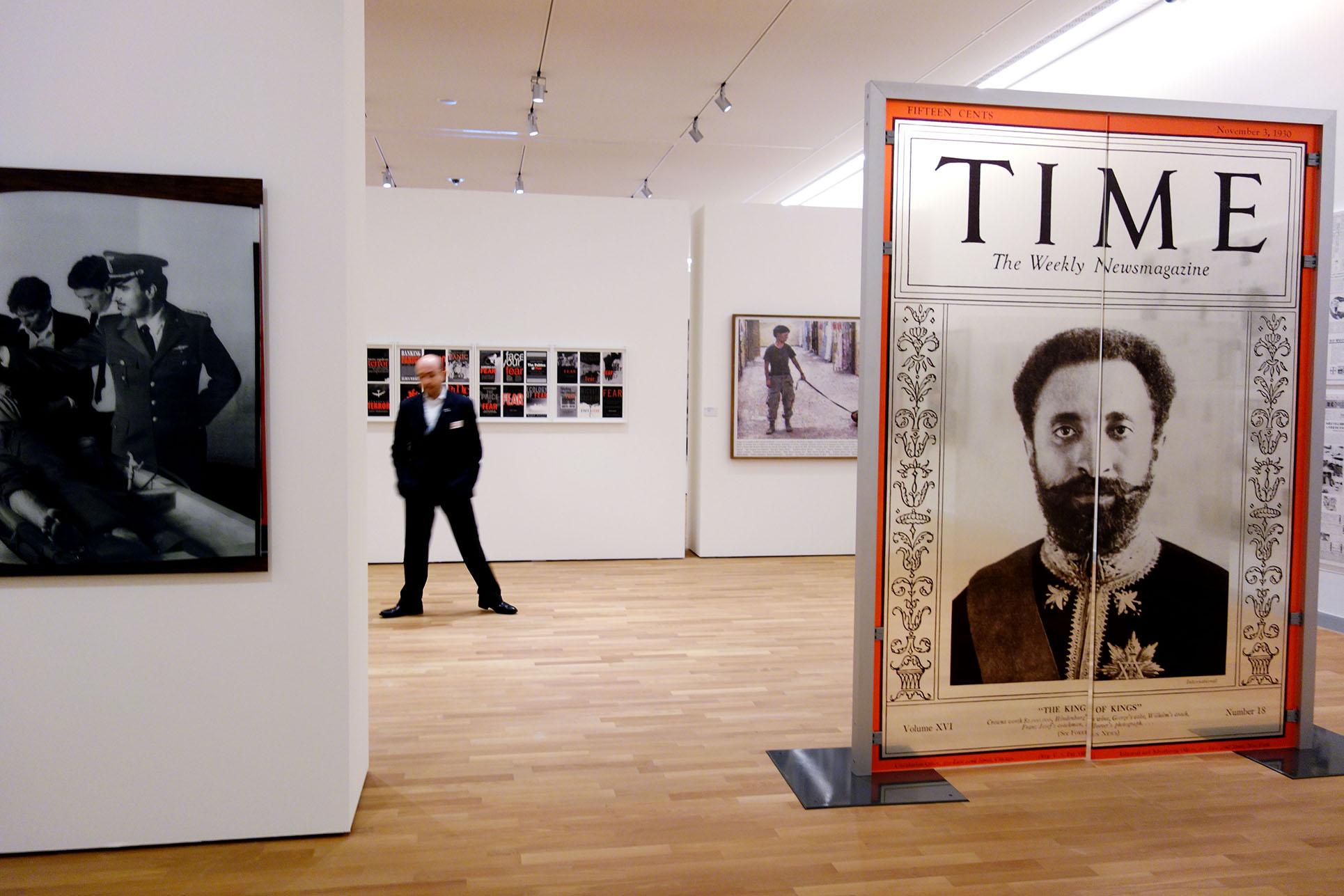 Exhibition view (Photo: Barbara Fässler)