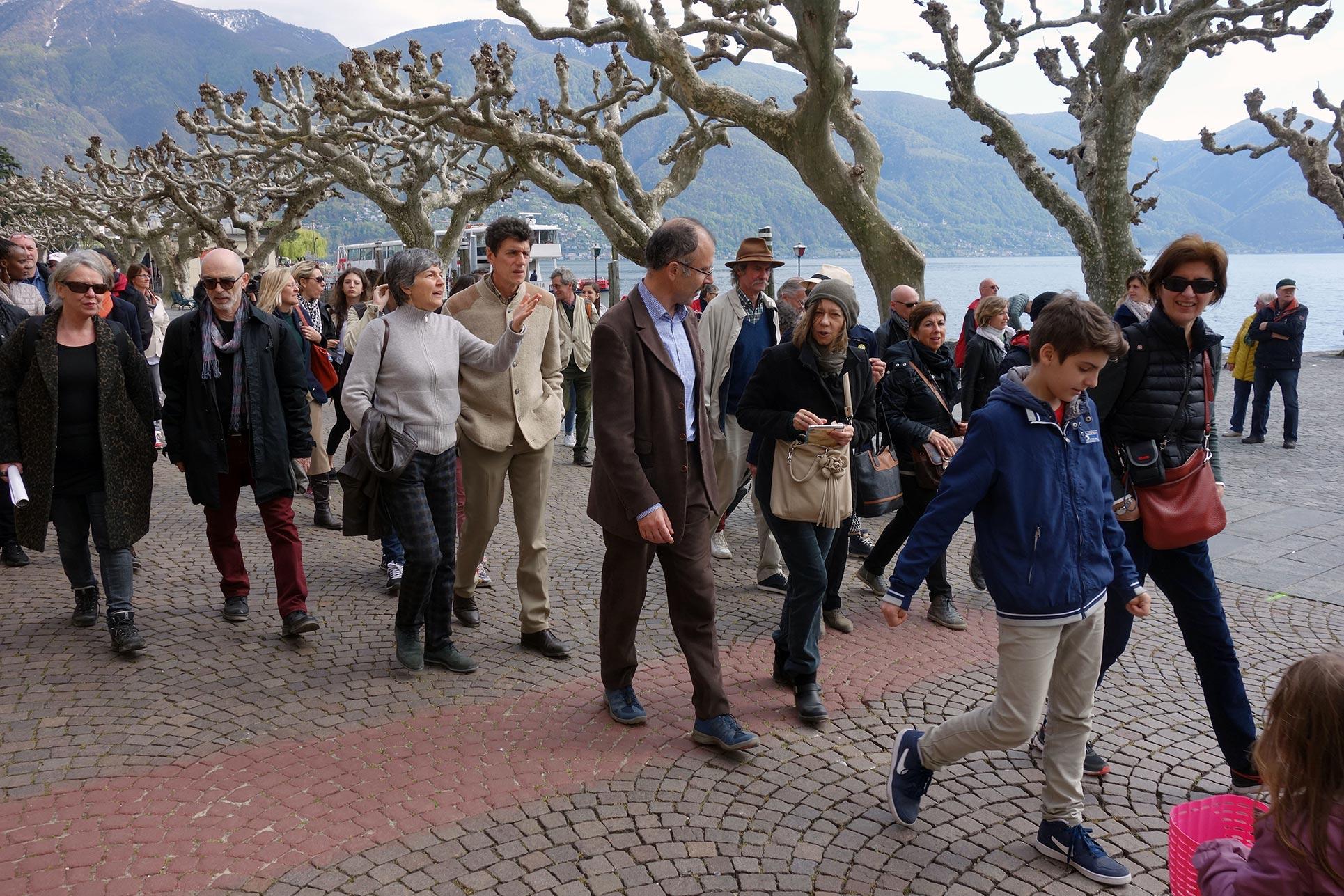 Arrived in Ascona