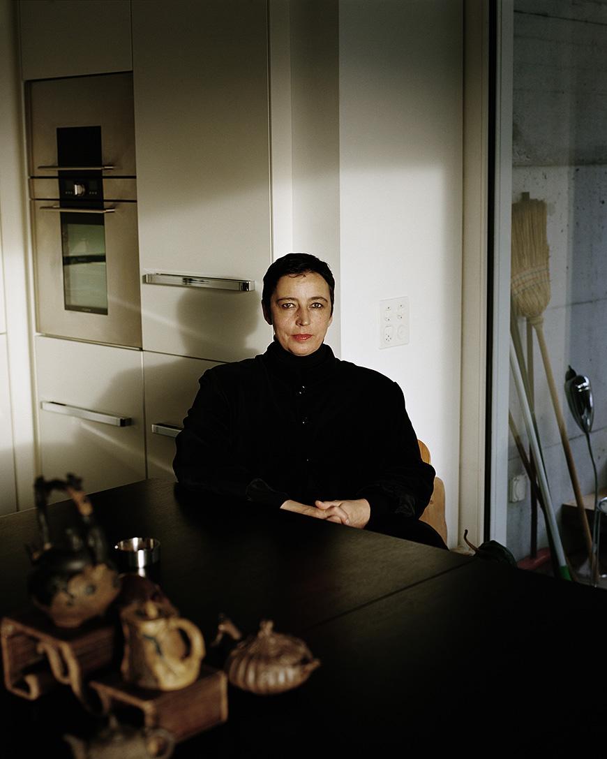 Beatrix Ruf (Photo: Lukas Wassermann)
