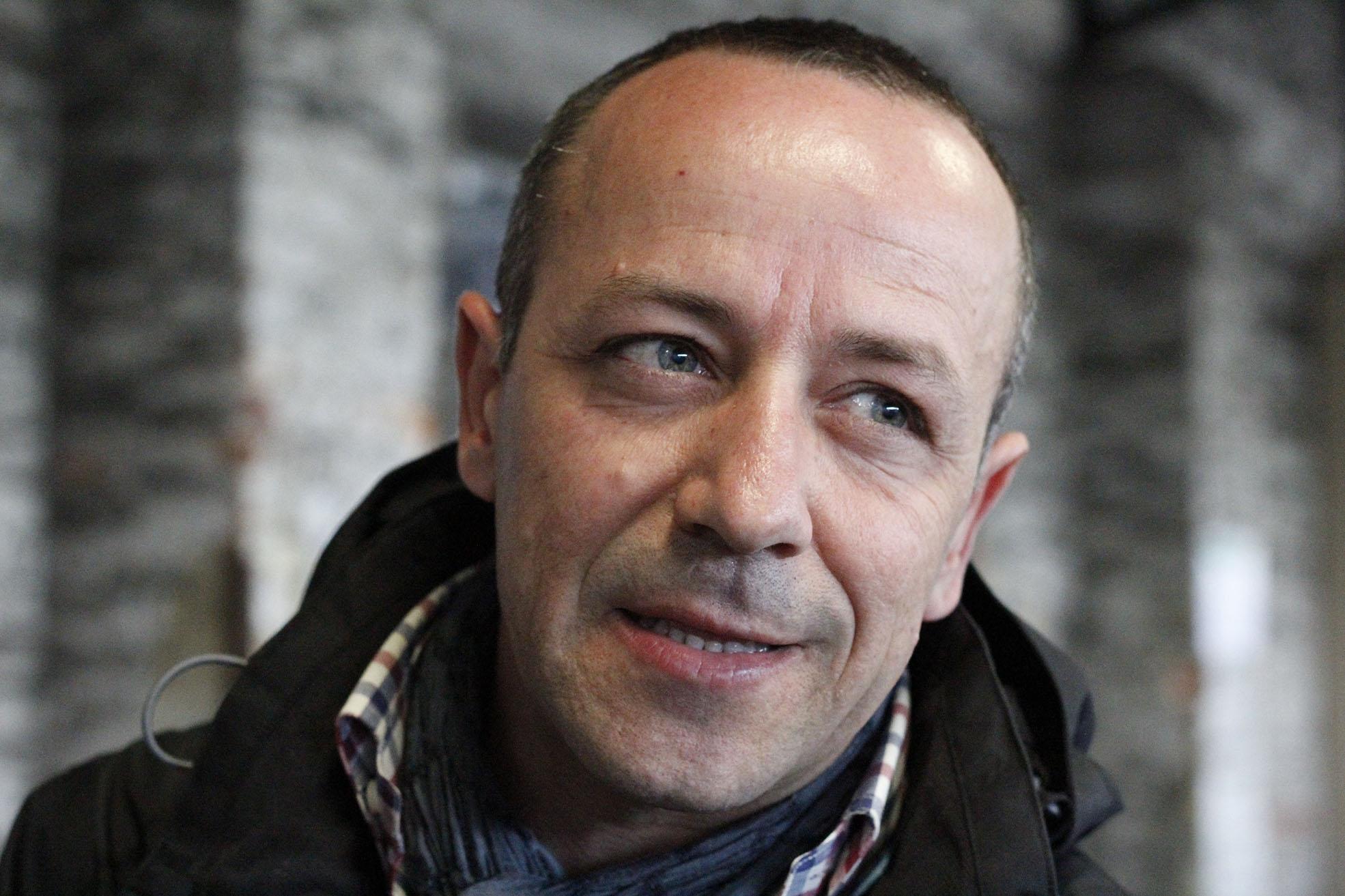 Bernardo Giorgi, artist (Photo: Paolo Bergmann)