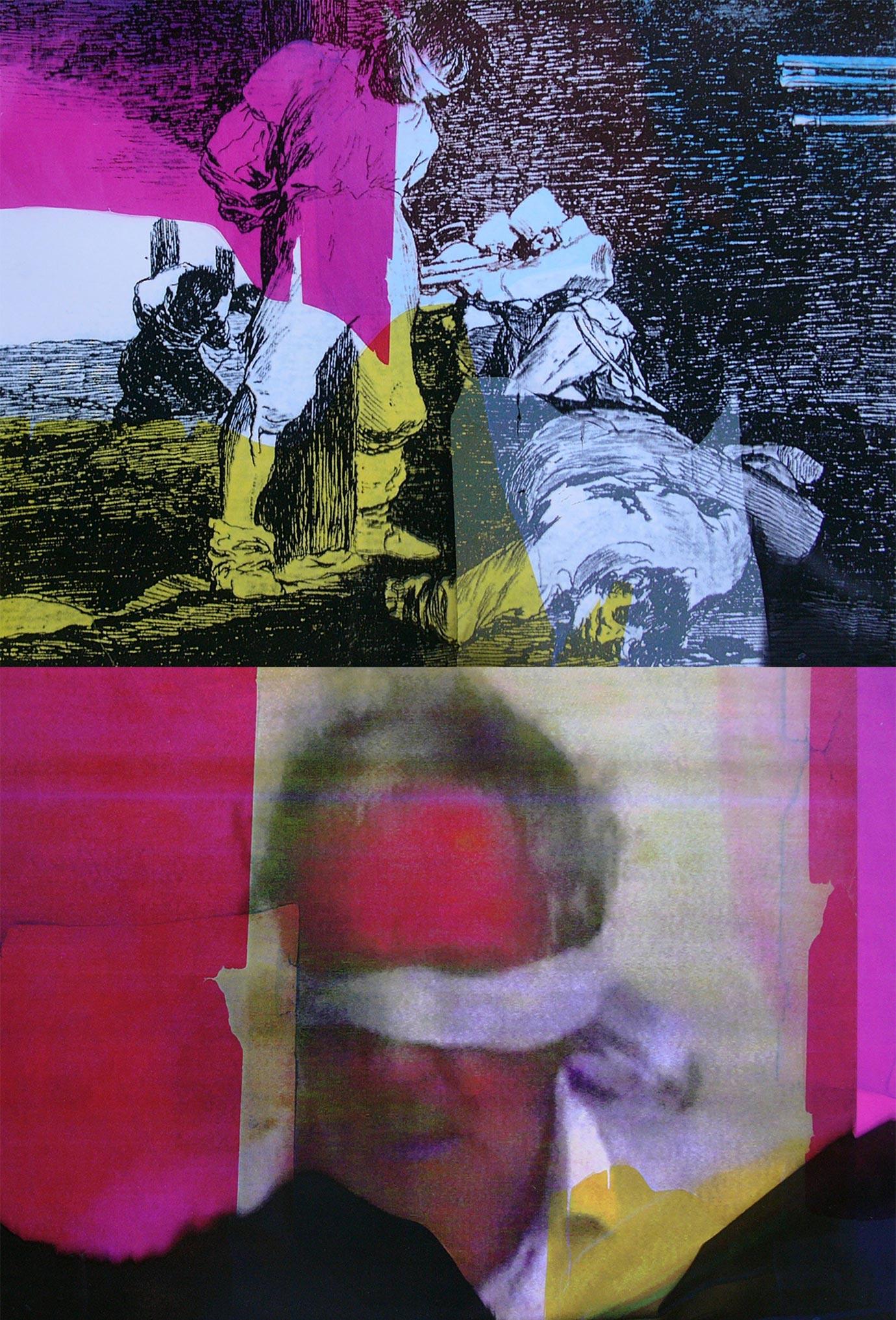 Gianluigi Colin, I disastri della guerra, 2005