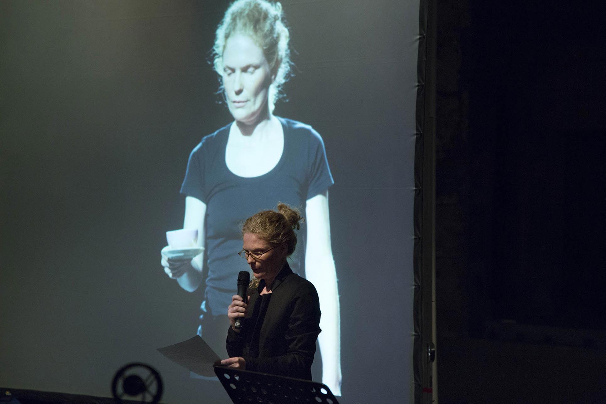 Gisela Hochuli (Photo: Elena Sconfinetti)