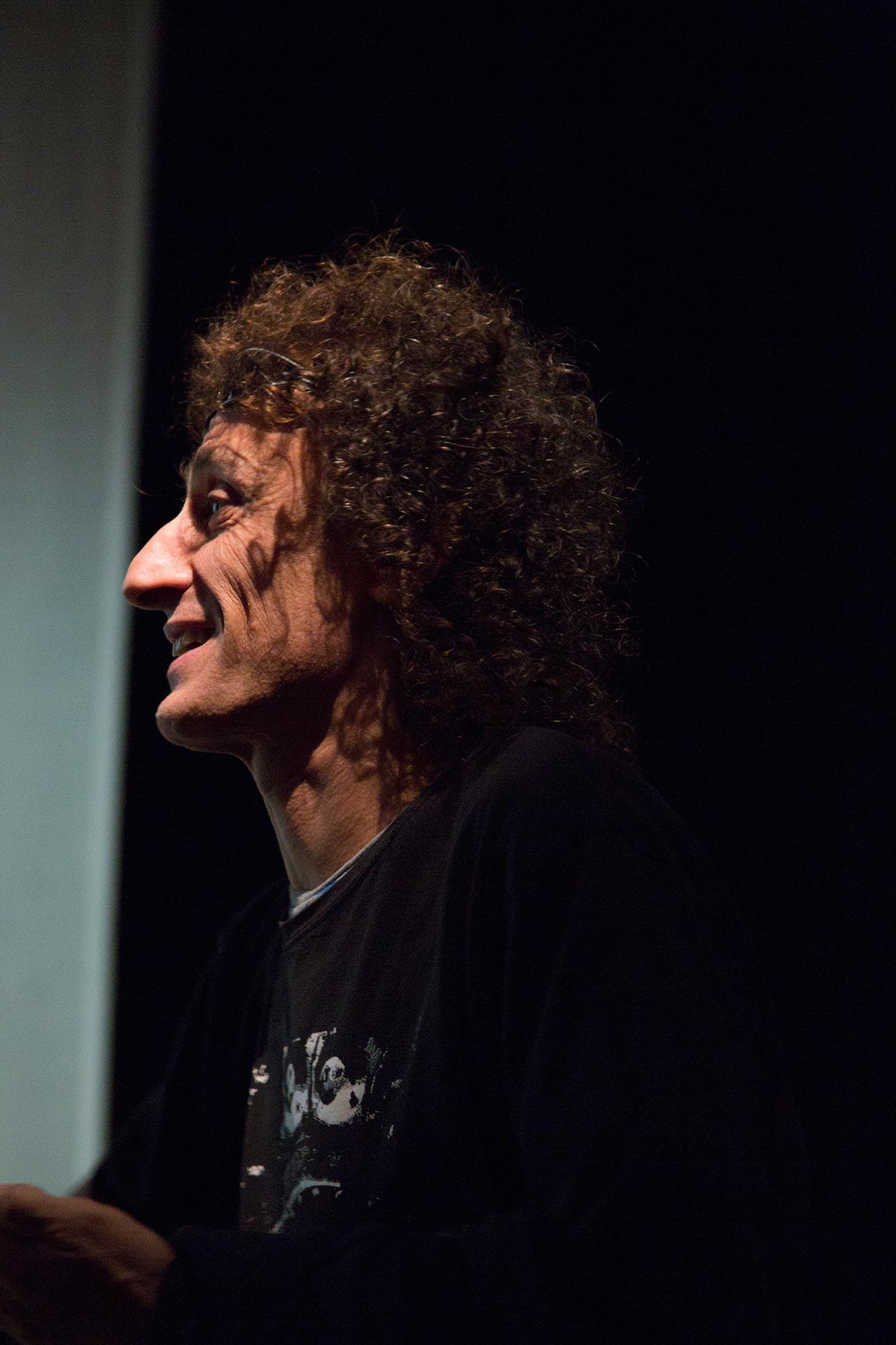Antonio Rezza (Photo: Elena Sconfinetti)