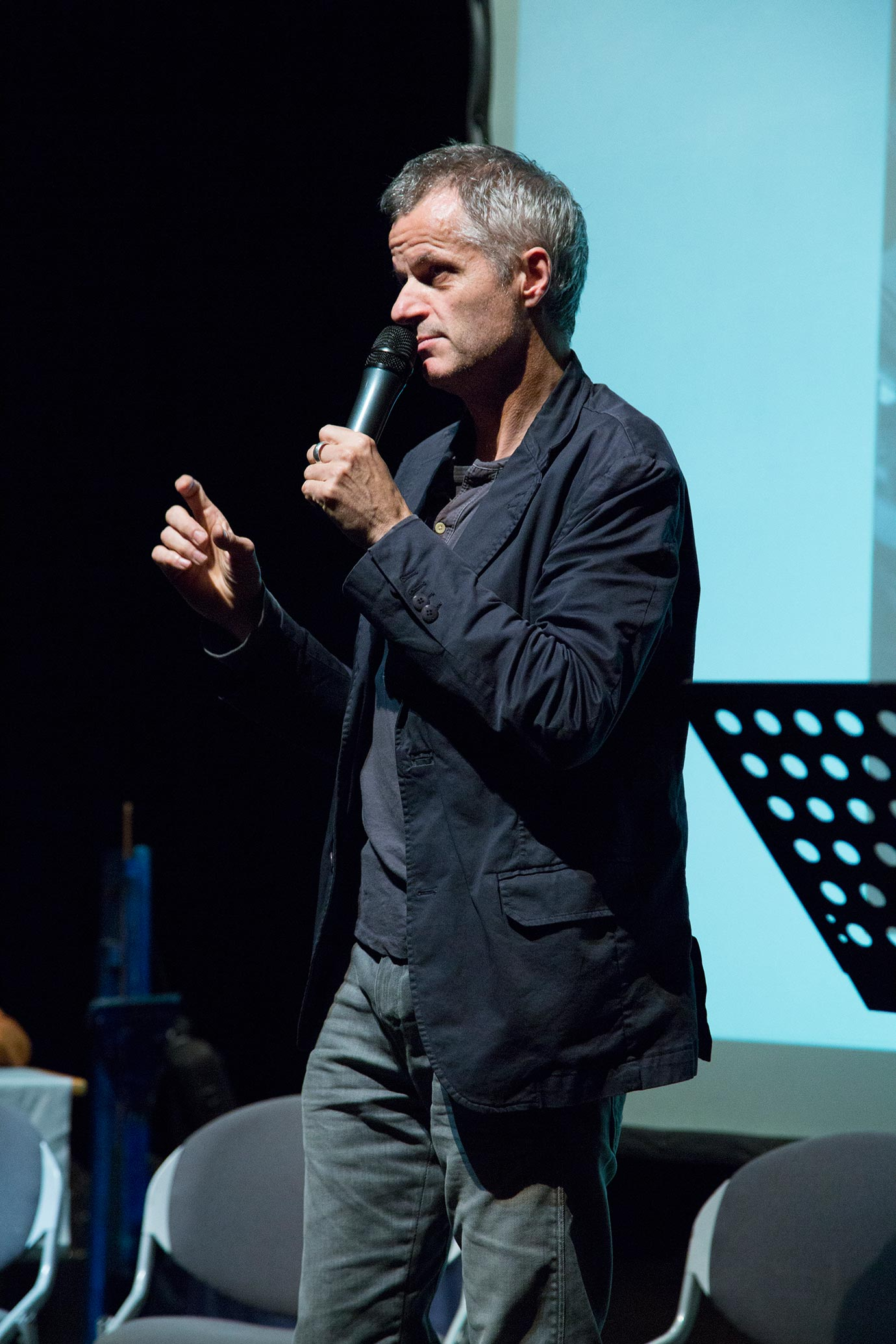 Heinrich Lüber (Photo: Elena Sconfinetti)