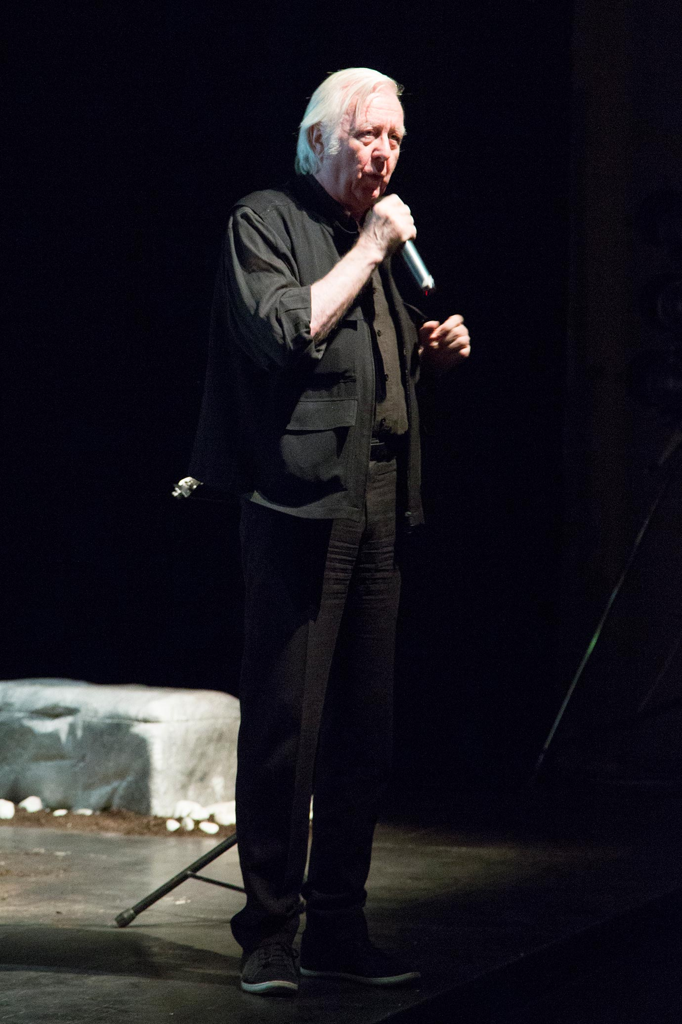 Gerhard Lischka (Photo: Elena Sconfinetti)