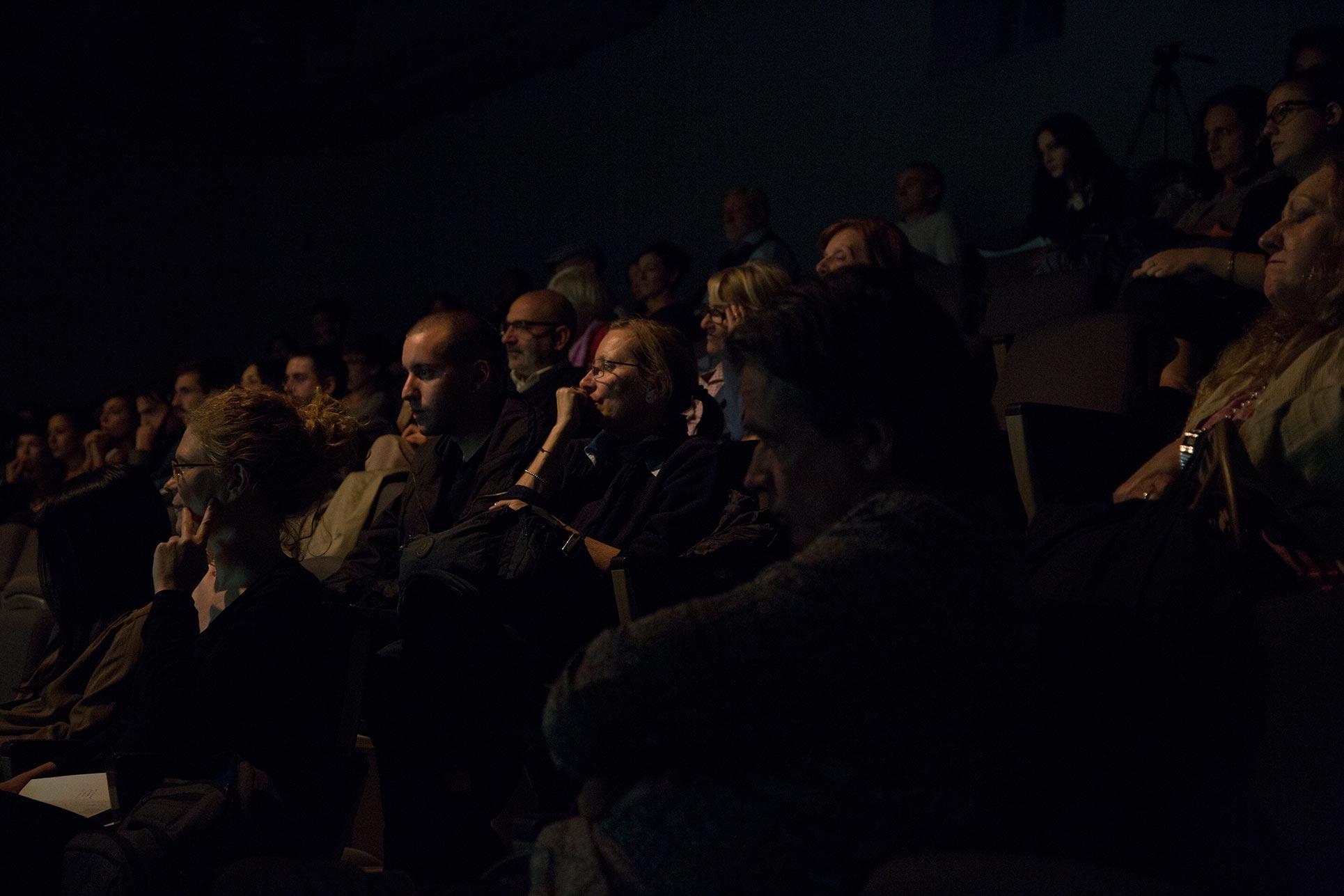 The public (Photo: Elena Sconfinetti)
