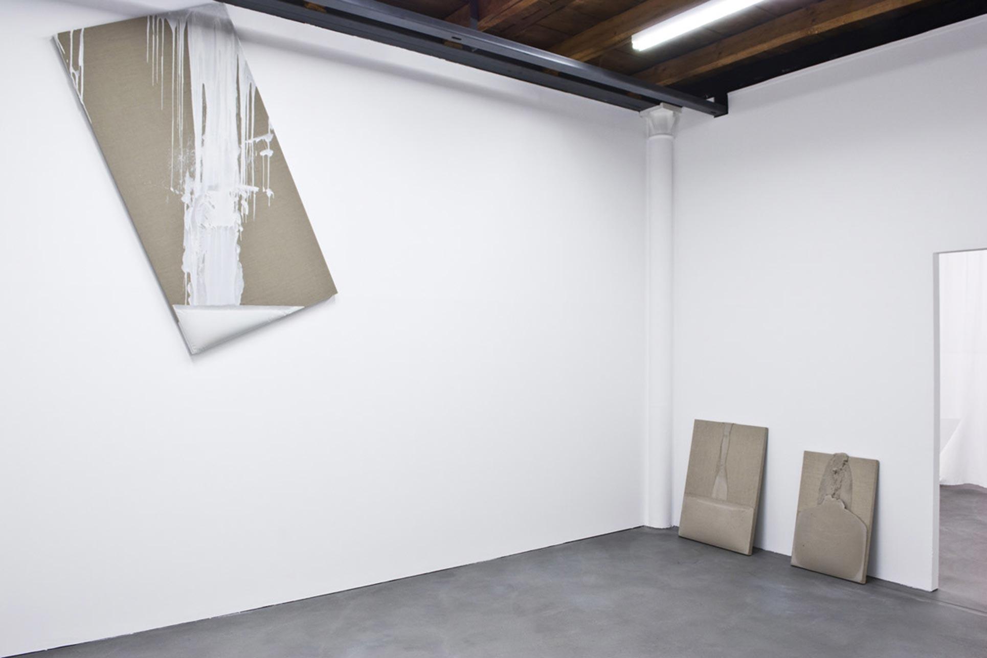 Analia Saban. Decant (from Floor) #, 2012 (Photo: Primula Bosshard)