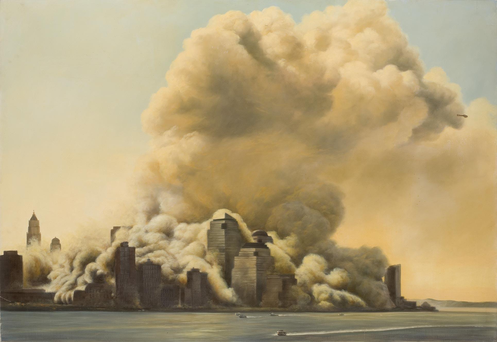 Gabriele di Matteo, 10/11, 2001