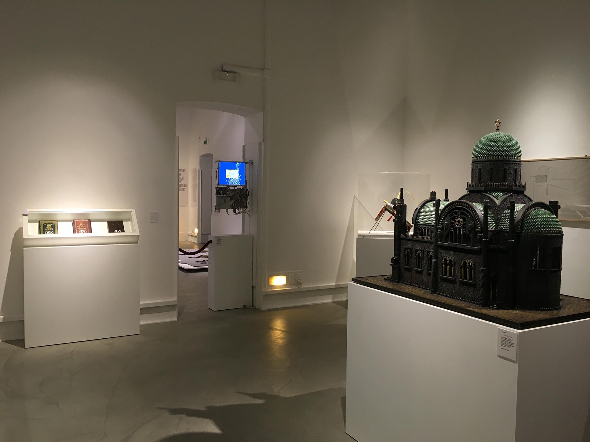 Exhibition View (Foto: Barbara Fässler)