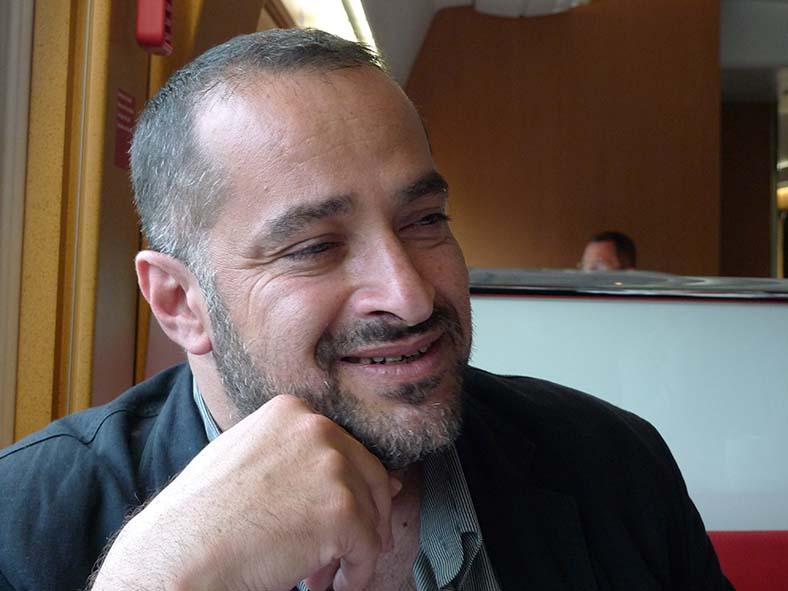 Khaled Hourani (Photo: Paolo Bergmann)