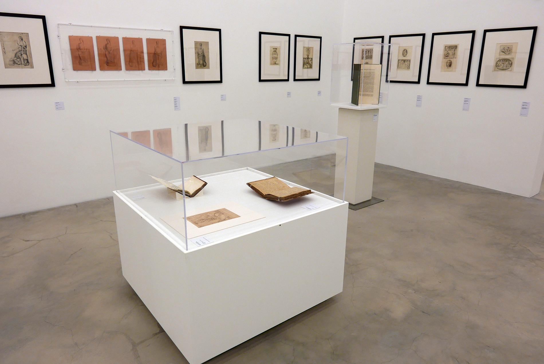 Ausstellungsansicht (Foto Barbara Fässler)