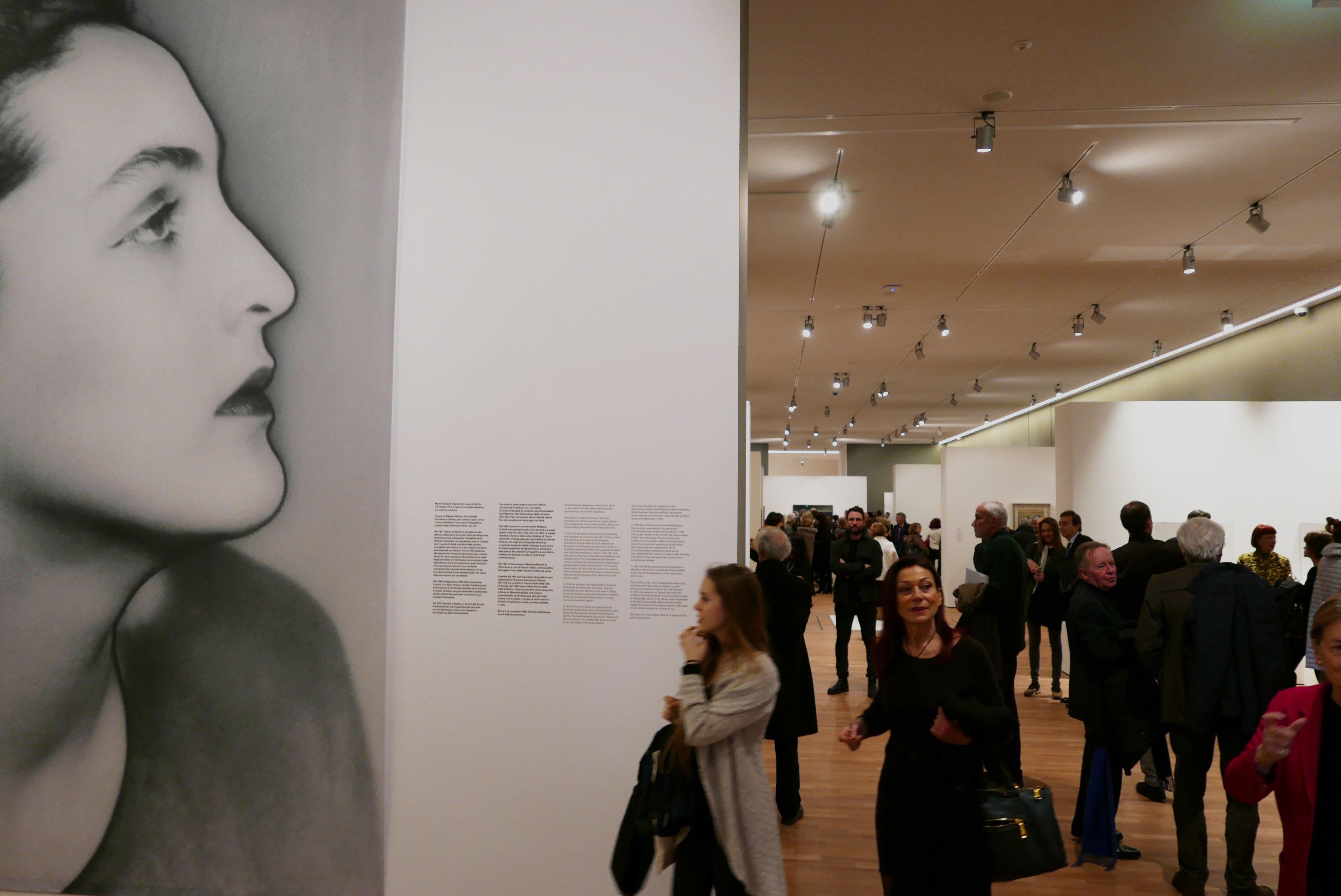 Ausstellungsansicht (Foto: Barbara Fässler)