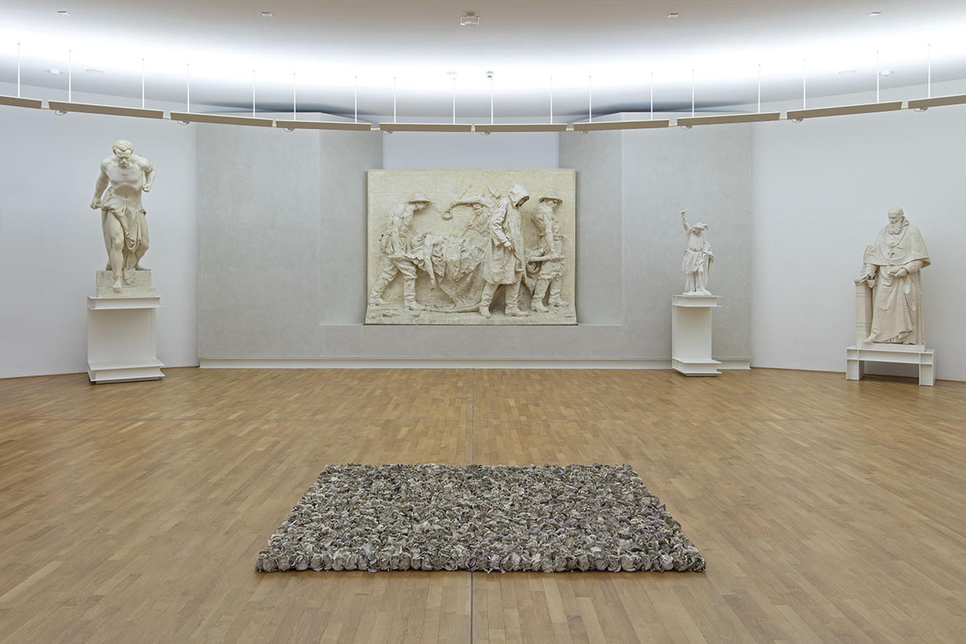 Lawrence Carroll, Sala VII (Foto Antonio Maniscalco)