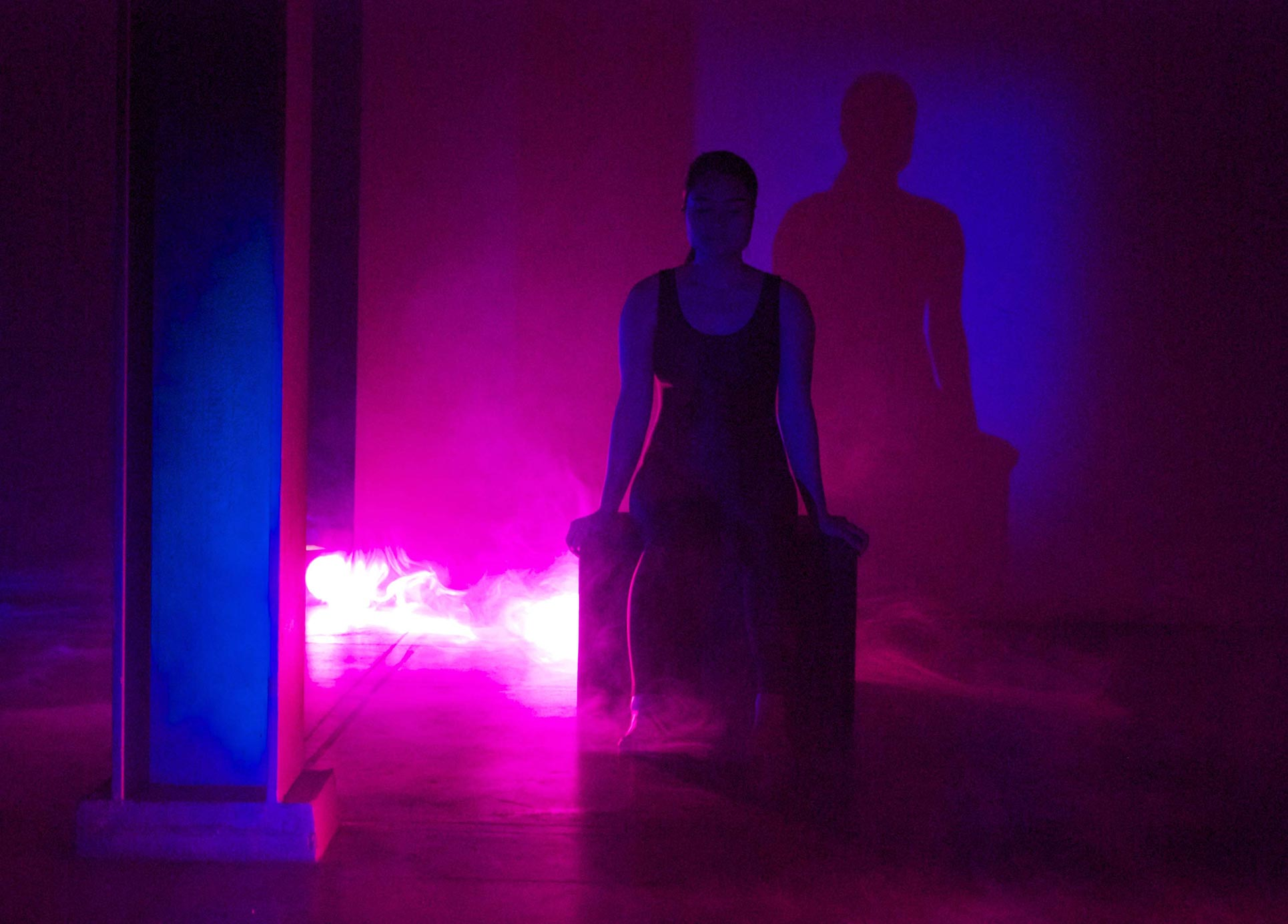 ArTransit, Performance Quynh Dong, Viafarini (Photo: Silvia Morin)