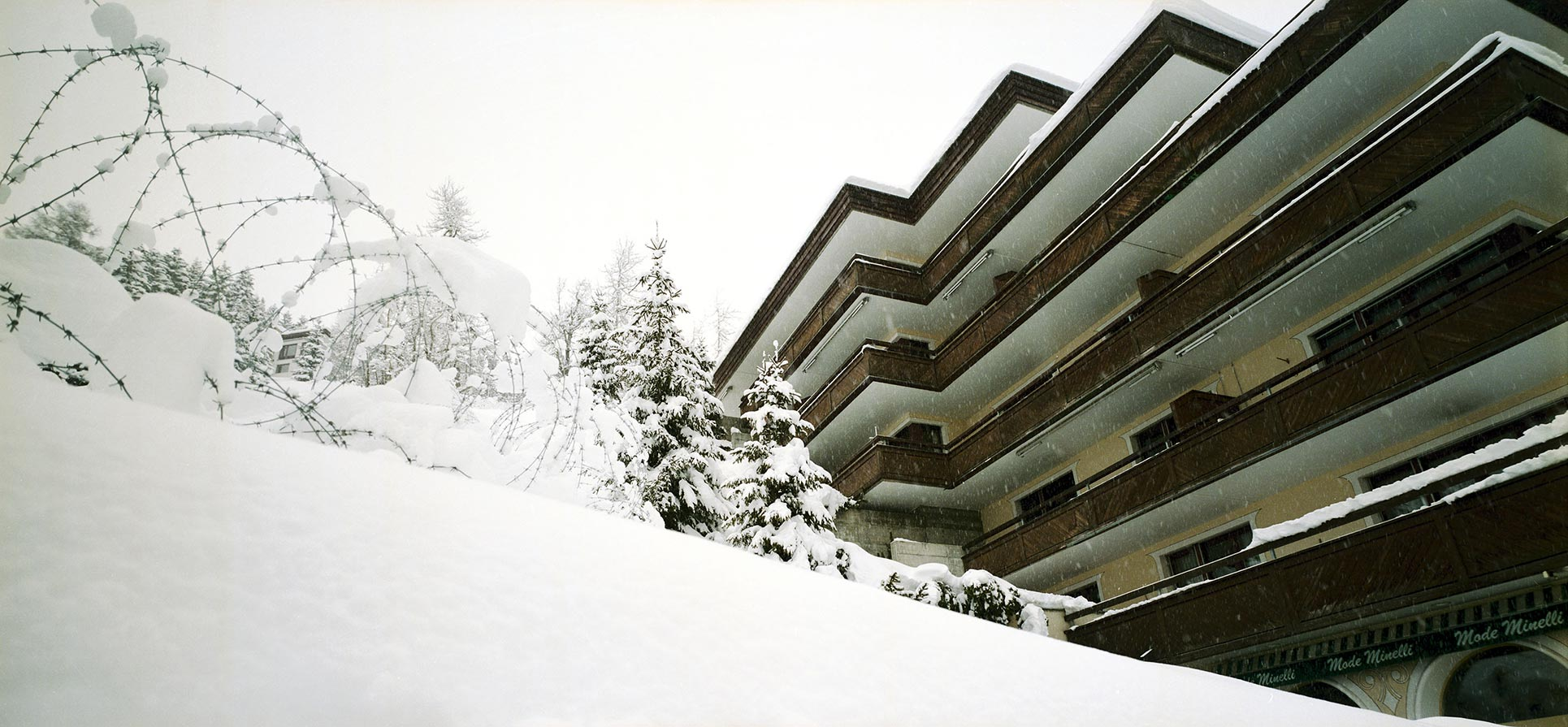 Armin Linke, World Economic Forum, Davos Switzerland, 2005