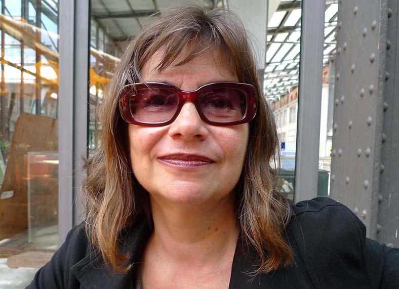 Svetlana Boym, writer (Photo: Paolo Bergmann)
