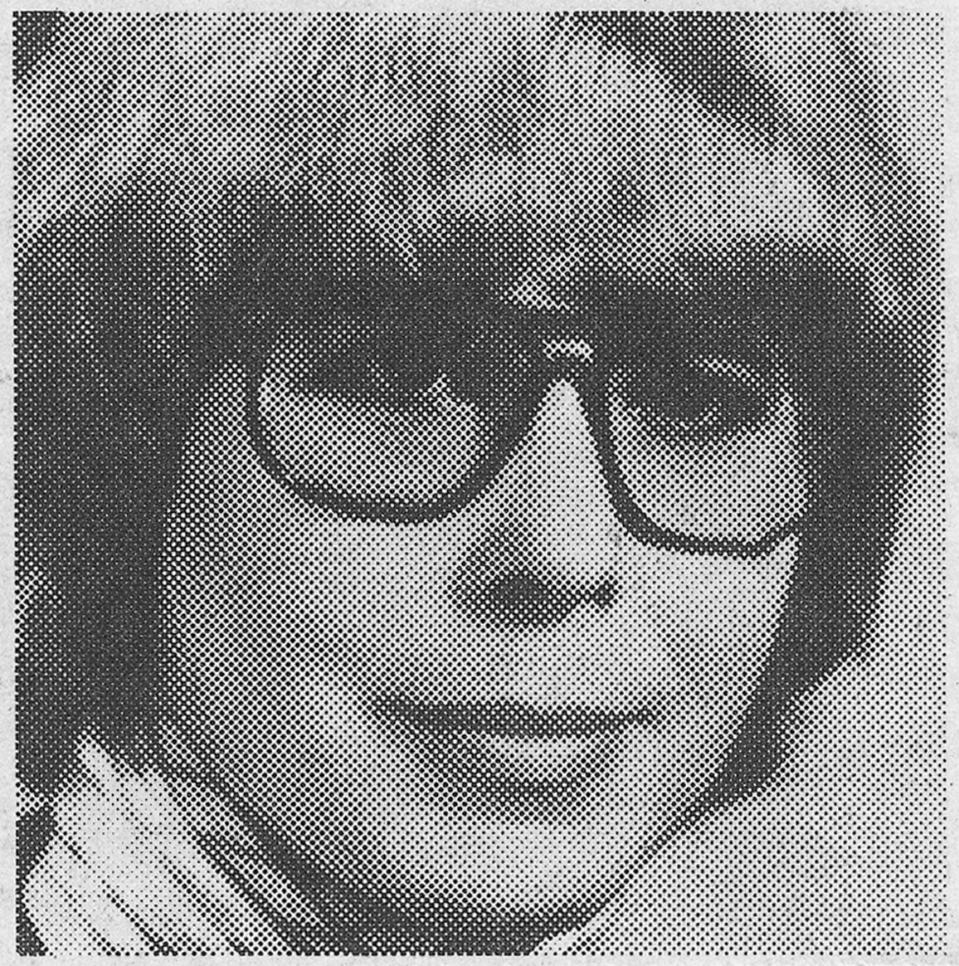 Thomas Ruff, Zeitungsfoto 153, 1991