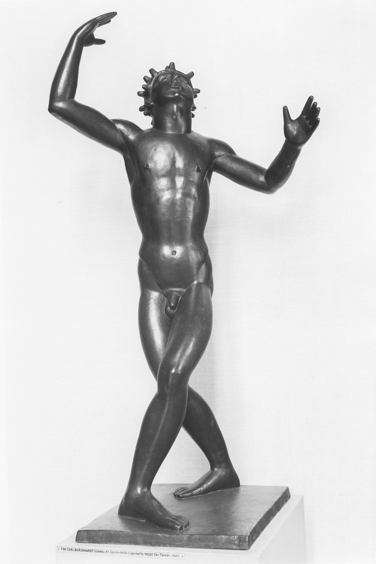 Carl Burckhardt, Der Tänzer, 1922, Kunstmuseum Basel