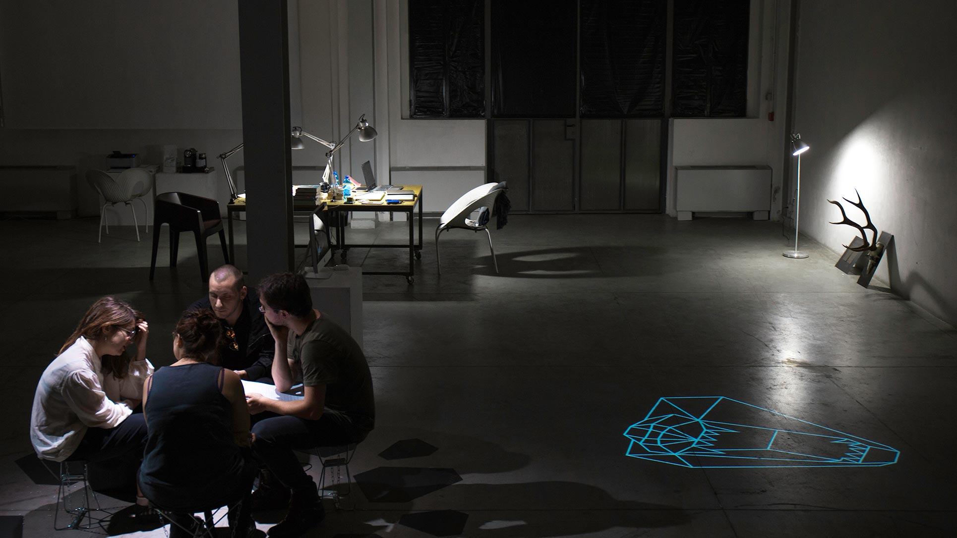 Performance Mali Weil, Viafarini, 4.10.2014