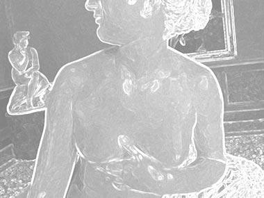Afrodite, Pan e Eros